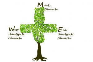 The Benefice of The Huntspill and Mark logo